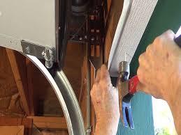 do it yourself garage door instruction library door jamb weather stripping