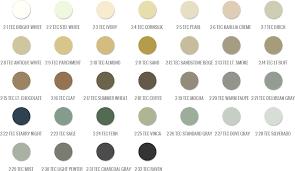 Tile Grout Color Chart Vip Grout Tile Concepts Tec Color Chart