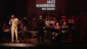 Jazz Warriors Big Band - Crazy Little Thing Called Love 10/04/2014 - YouTube