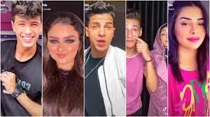 تجميعة فيديوهات🔥 تيك توك❤️ (ريناد محمد😍 وخطيبها محمد سيد👌) 2020 - YouTube