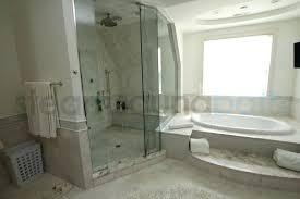 steam shower bathtubs side by side steam shower and bathtub steam shower enclosure w whirlpool bathtub