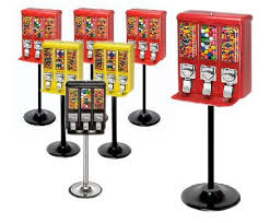 Coin Operated Candy Vending Machine Amazing Where To Place Your Vending Machines Vending Machine Blog By