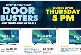 Best Buy\u0027s Biggest \u0027Black Friday\u0027 2017 TV Deals: Huge Savings On Samsung, LG, Sony And More