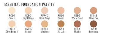 Ben Nye Matte Hd Foundation Palette 12 Classic Colors