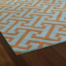 blue and orange area rugs com rugs modern contemporary area rug orange grey with and
