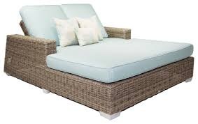 palisades double chaise tropical