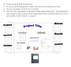 science fair display board templates how to make a science fair board science fair board font