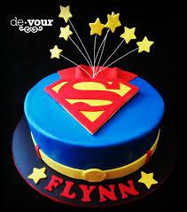 Superman Fondant Cake Design Superman Cake Superhero Cake Birthday Cake For Boys