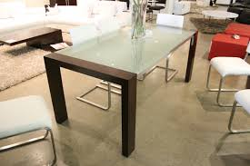 dining tables good looking modern gl top dining table designs ideas collection contemporary gl dining room tables