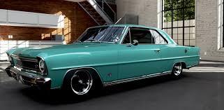 Forza 5 - Chevy Nova SS 1966 - YouTube