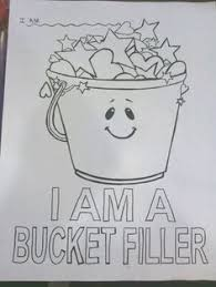 Small Picture 5 Activities to Learn about Kindness Bucket Filler Resources