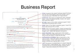 Report Business Bussiness Report Rome Fontanacountryinn Com