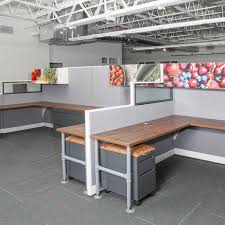 Office cubicle Home Industrial Office Cubicles Office Liquidation Industrial Office Cubicles Green Clean Designs Workstations Kansas City