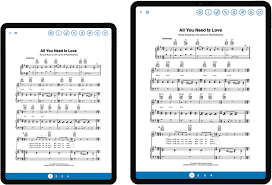 Best Tablet For Reading Music Charts The Best Tablets For Your Digital Sheet Music And Your