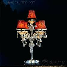 chandelier table lamps chandelier table lamps fancy kids chandelier style table lamps kids chandelier table lamps