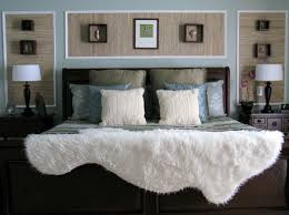 Master Bedroom Houzz 8 Fabulous Ways To Decorate With Sheepskins Brewster Home