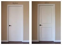 Models Plain Door White Interior Doorsinstant Two Panel Raised Moulding On Impressive Ideas