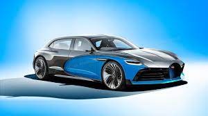 The car is based on the record breaking car. Bugatti Suv 2023 Crossover Revealed Car Magazine