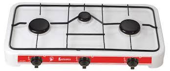 Настольная <b>плита Василиса ГП3-1510</b>, <b>White</b> газовая — купить в ...