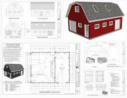 home plans with gambrel roof awesome gambrel roof house floor plans inspirational shed house plans
