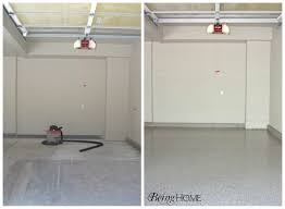 Kitchen Floor Paint Home Design Garage Floor Paint Before And After Small Kitchen