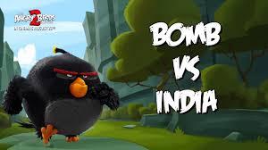 Angry Birds Movie 2   Bomb vs India