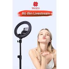 Đèn livestream bán hàng, chụp hình make up siêu sáng chính hãng 399,000đ