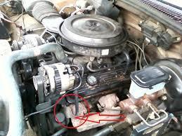 chevy silverado engine accessory bracket silverado motor 1998 chevy silverado engine accessory bracket 89 silverado motor id cracked ps brackets page 2 a mobile mechanic accessories 1998 chevy