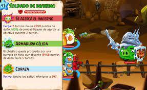 Angry Birds Epic - La cueva de las Cronicas