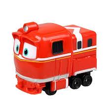 <b>Паровозик Silverlit Альф в</b> блистере - 80156 | детские игрушки с ...