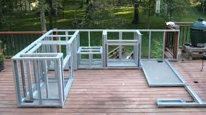 outdoor kitchen frames outdoor kitchen project framed with galvanized steel frames covered by cement board prefab
