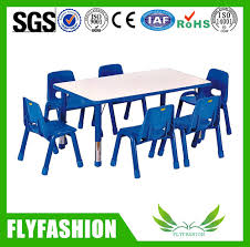 kids foldable tables and chairs nursery children study desk sf 02c
