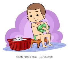 put on clothes clipart black and white. Wonderful And Prepare To Take Bath A Boy Put Off His Clothes Prepare To Take A Bath Intended Put On Clothes Clipart Black And White P