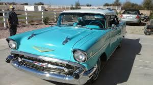 1957 Chevrolet BELAIR 4 Door Hardtop Sports Coupe for sale in ...