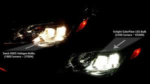 2015 Toyota Avalon Fog Light Assembly Diy 2013 2017 Toyota Avalon Led Headlights Installation Enlight Solarflare Led Kit