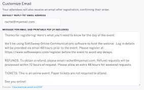 post event survey questions template how to set up an online only event eventbrite help centre