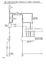 toyota mr power steering system operation diagram 2