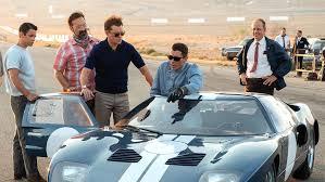 Ford V Ferrari A Dad Movie Moviejawn