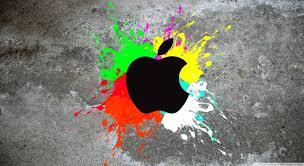 Colorful Apple ❤ 4k Hd Desktop ...