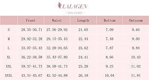 Allegrace Size Chart Lalagen Womens Plus Size Rash Guard Capris Tankini Athletic