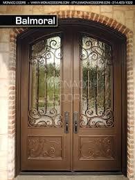transcendent glass doors design rod iron doors design shock wrought iron glass doors door