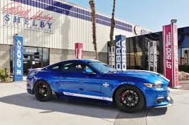 2017 50th anniversary super snake lives up to shelby legacy