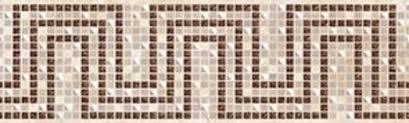 <b>Керамический бордюр Ceramica Classic</b> Illyria Mosaic 7,5х25 см