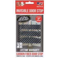 IDS 4 in. Carbon Fiber Matte Hinge Stop Exterior Residential ...