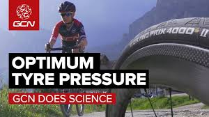 Michelin Bicycle Tire Pressure Chart Whats The Fastest Tyre Pressure For A Road Bike Gcn Does Science