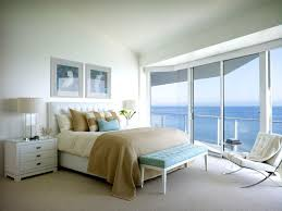 modern master bedroom designs. Modern Master Bedroom Design With Beachy Themed Decoratin And Bed Tufted Headboard Plus Bench Seat Wood Nightstand Glass Top Large Window Designs