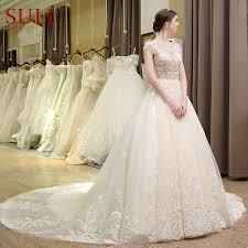 aliexpress com buy sl 80 designer bridal dress flowers france