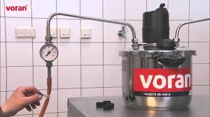 artis yogurt ion with duecinox mini pasteurizer processing fresh milk into yogurt