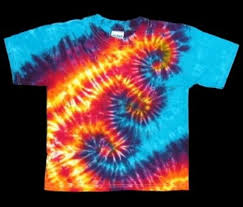 Tie Dye Patterns New Triple Spiral Tiedye Pattern From The Dye Forum All About Hand