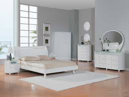 Painted White Bedroom Furniture Great Modern White Plum Bedroom Decoration Using Purple Violet